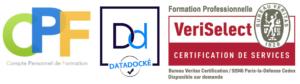 Certification Datadock Veritas CPF